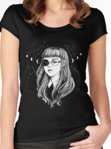 The Observer Women's Fitted Scoop T-Shirt