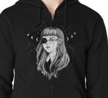 The Observer Zipped Hoodie