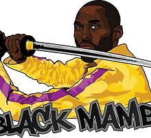 THE BLACK MAMBA by LAFF