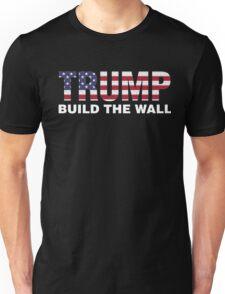 Trump Build The Wall Unisex T-Shirt