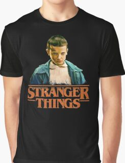 Stranger Things Eleven Graphic T-Shirt