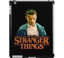 Stranger Things Eleven iPad Case/Skin