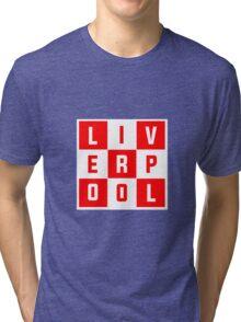 Liverpool 1 Tri-blend T-Shirt