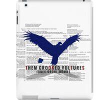 Vultures iPad Case/Skin