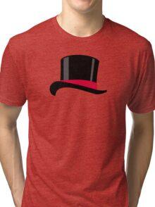 Top hat VRS2 Tri-blend T-Shirt