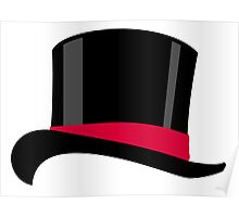 Top hat VRS2 Poster