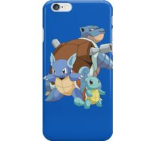 Squirtle Evol iPhone Case/Skin