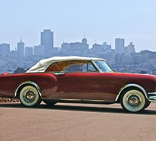 1953 Packard Caribbean Convertible by DaveKoontz
