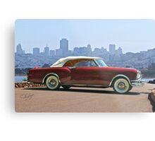 1953 Packard Caribbean Convertible Metal Print