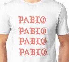 Kanye - Pablo Unisex T-Shirt