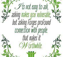Art Of Asking by papabuju