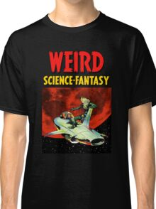 Weird Science Fantasy vintage Classic T-Shirt