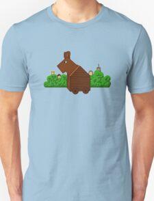 Trojan Bunny Unisex T-Shirt