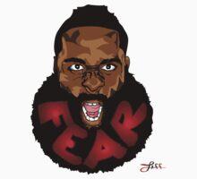 FEAR DA BEARD T-Shirt