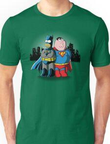 Bathomer VS Supergriffin Unisex T-Shirt