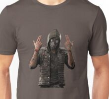 Wrench from watch dogs 2 Unisex T-Shirt