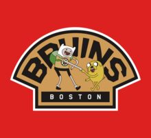 Adventure time Bruins Kids Clothes