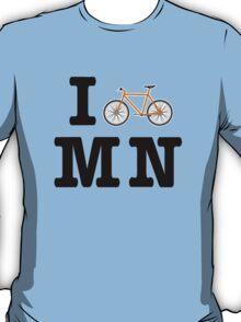 I Bike MN T-Shirt