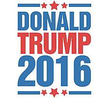 Donald Trump 2016 Photographic Print