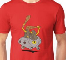 the wacky races TRIBUTE Unisex T-Shirt