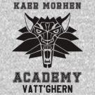 Kaer Morhen Academy by BioHazardMutant