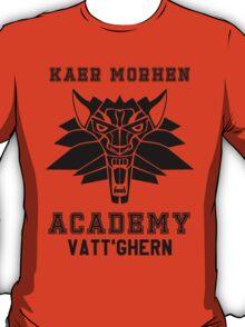 Kaer Morhen Academy T-Shirt