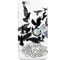 Dreamland pillow + print iPhone Case/Skin
