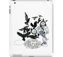 Dreamland pillow + print iPad Case/Skin