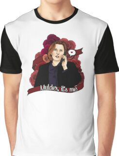 XF Dana Scully  Graphic T-Shirt