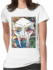 MADVILLAINY Womens Fitted T-Shirt