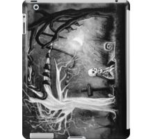 rest in expectation iPad Case/Skin
