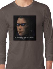 Deus Ex Doubtina Long Sleeve T-Shirt
