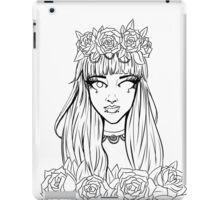 Gothita Inked iPad Case/Skin