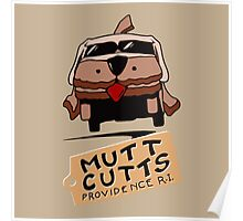 MUTT CUTTS VAN - DUMB & DUMBER Poster