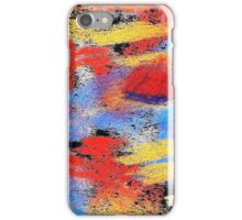 Multicolor p iPhone Case/Skin