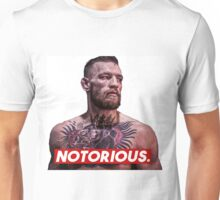 Conor McGregor Notorious Unisex T-Shirt