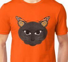 Monarch Cat Unisex T-Shirt