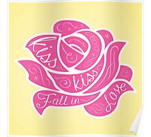 Kiss Kiss Fall in Love Poster