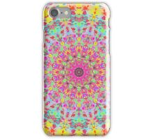 CANDY MANDALA BRIGHT iPhone Case/Skin