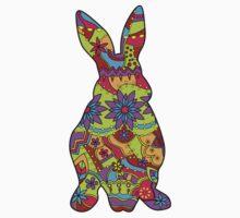 Easter rabbit 3 One Piece - Short Sleeve