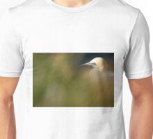 Gannet in Grass Unisex T-Shirt