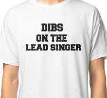 lead singer Classic T-Shirt