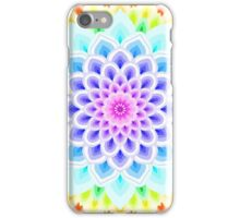 RAINBOW MANDALA iPhone Case/Skin