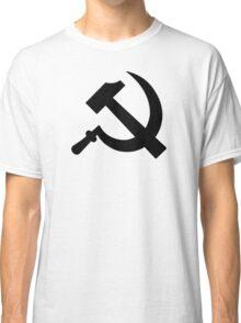 Hammer Sickle Classic T-Shirt