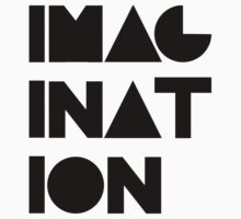 Imagination Kids Tee