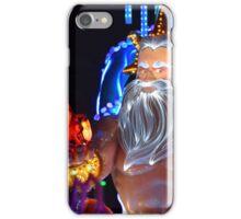 King Triton Paint the Night iPhone Case/Skin