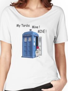 My Tardis Women's Relaxed Fit T-Shirt