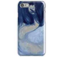 Falling into oblivion iPhone Case/Skin