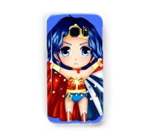Classic Wonder Woman Chibi Samsung Galaxy Case/Skin