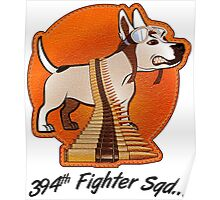 394th Fighter Sqdn. Poster